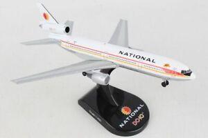 McDonnell Douglas DC-10 National Airlines 1/400 Scale Diecast Model