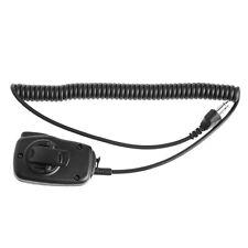 Handheld Speaker Mic Microphone PTT For ICOM 2-Pin Two-Way Radio Walkie Talkie