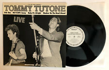Tommy Tutone - Alive And Almost Dangerous - 1982 White Label Promo (NM)