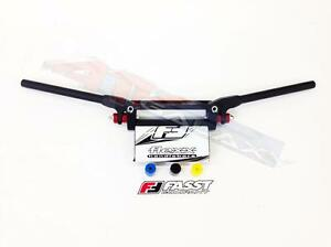 Fasst Flexx 14 Degree Quad Low Handle Bars Handlebars ATV Can Am DS650 WHITE
