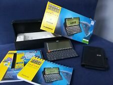 Psion 5 PDA 8mb RAM Vintage Palmtop - Boxed + Case - Great for travelling