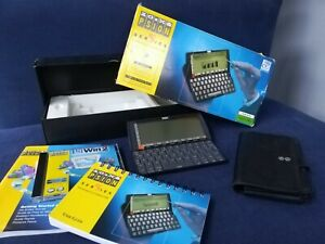 Psion 5MX PDA 16mb RAM Vintage Palmtop - Boxed + Case - Great for travelling