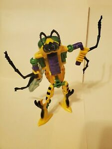 1995 Transformers Beast Wars Buzz Saw Hasbro Takara Incomplete for parts