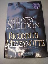 RICORDI DI MEZZANOTTE, Sidney Sheldon, Sperling & Kupfer Paperback, 1998