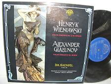 SUA ST 50687 Wieniawski & Glazunov Violin Concertos Ida Haendel