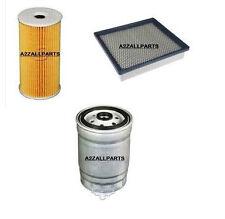 Pour chrysler grand voyager 2.8TD 09 service pièces kit huile air filtre à carburant crd