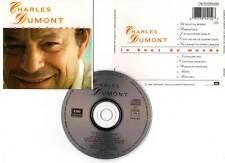 """CHARLES DUMONT """"Le Bout Du Monde"""" (CD) 1988"""
