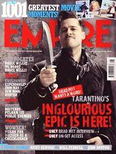 Empire Magazine #242 Brad Pitt Inglorious Basterds