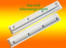 Solar Halterung 68cm Ultra Spoilerprofil für Wohnmobile Camping Caravans Weiss