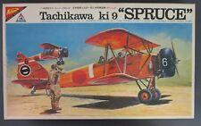 Nichimo 1/48th scale Tachikawa Ki-9 Spruce Kit in Open Box!