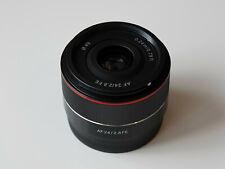 Samyang AF 24mm F/2.8 FE Full Frame Weitwinkelobjektiv Wide Angle Sony E-mount