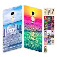 Cayendo Ultrathin Soft TPU Cover Phone Case For Xiaomi Redmi 4A 4X 5X Note4 4X