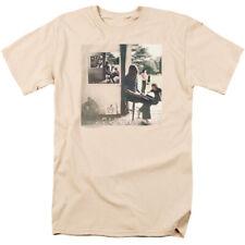 Pink Floyd Ummagumma T Shirt Mens Licensed Rock Band Tee Cream