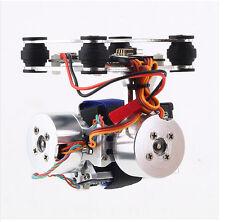 Brushless Gimbal Camera Mount w/ Motor & Controller for DJI Phantom Gopro 3 FPV