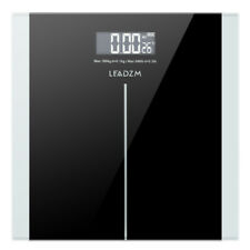396lb Digital Electronic LCD Personal Glass Bathroom Body Weight Weighing Scale