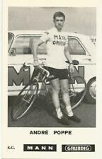 Cyclisme, ciclismo, wielrennen, radsport, cycling, ANDRE POPPE