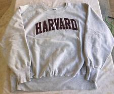 Vintage Harvard University Champion Brand Sweatshirt Size XXL Nice!