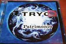 TRYO Patrimonio !!! PROG-JAZZ-ROCK FROM CHILE RECORD RUNNER 2 BONUS VERY RARE