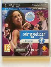 Singstar + Dance Playstation 3 PS3