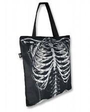 Liquor Brand Skeletal Skeleton Skull Tattoo Adult Womens Tote Bag Purse TB-094