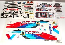 1/10 Rc Car Touring 190mm Body Shell Racing Decals Stickers For Tamiya Hpi