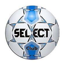 Select Club Ball Soccer Ball Football Size 3 White/Blue