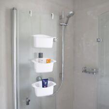 Umbra Shower Caddy Oasis weiß Duschablage Dusche Regal Ablagekorb Duschkorb