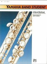 Yamaha Band Student Flute Book 1 Band Method Group Individual Instruction 3901