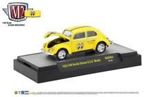 M2 Volkswagen Beetle 1953 USA Model Mooneyes Moon02 1/64