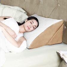 Avana 4-in-1 Flip Pillow Convertible Bed Wedge or Leg Rest