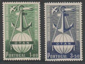 PORTUGAL 1952 OTAN set MNH VF / SPN5727