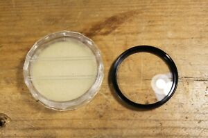 Vintage PSL-AICO CU+2 Close Up Filter 49mm - With Case - Japan