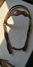 Star Leather Headstall