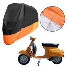 Telo Copri Moto con Elastici Impermeabile Cover Moto Scooter Nylon Misura XXL