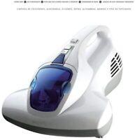 Aspirador de Colchón de Ácaros Luz Ultravioleta e Iones Desinfectante Tapicerias
