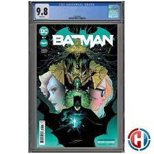 BATMAN #107 CGC Graded 9.8 PRESALE 4/7/21 DC Comics