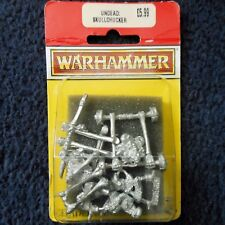 1987 Undead MD8 Skull Chucker Skeleton War Machine Citadel Warhammer Army MIB GW
