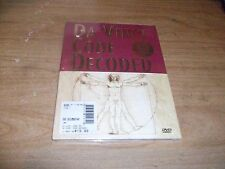 Da Vinci Code Decoded Featuring Dan Brown (DVD, 2004) Documentary NEW