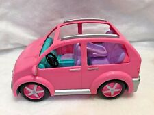 You & Me Happy Together Minivan Pink baby Car seat Dollhouse Car Toys R Us