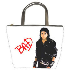 New Michael Jackson MJ Rare Bucket Bag Handbags Gift