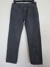 LUCKY BRAND JEANS PANTS BOYS Black Rabbit Punch BILLY STRAIGHT 12 NEW 6049