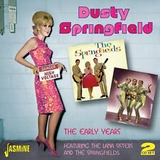 Dusty Springfield - Early Years - Featuring the Lana Sister/ the Sprin [New CD]