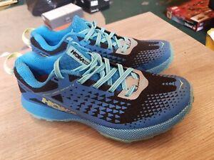 Hoka One One speed instinct 2 uk 5.5 ladies running trainers eu 38 blue womens