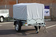 "NEW Car trailer camping MARTZ 4'11"" x 3'6"" 750kg 150cm x 106cm small + TOP COVER"