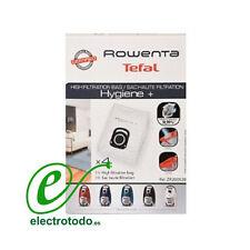 Rowenta Bolsa Aspiradora Alta filtración Hygiene + Silence Force 4A ZR200520