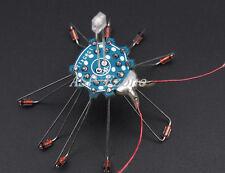 Mobile Phone Signal Flash Light Radiation Power DIY Kit NO Need Power