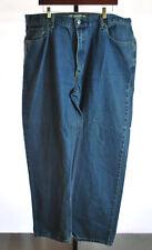 Levis 550 100% Cotton Relaxed Fit Jeans Men's Sz 42 x 32
