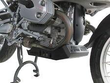 Cubrecarter Defensa protector Heed BMW R 1200 GS (2004-2012) aluminio negro