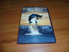 Free Willy (DVD, Widescreen 2009) Jason James Richter Used
