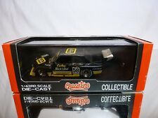 QUARTZO 3022 BMW 320 GR.5 E21 - CARLING BLACK LABEL No 58 - SPA 1977 1:43 - GIB